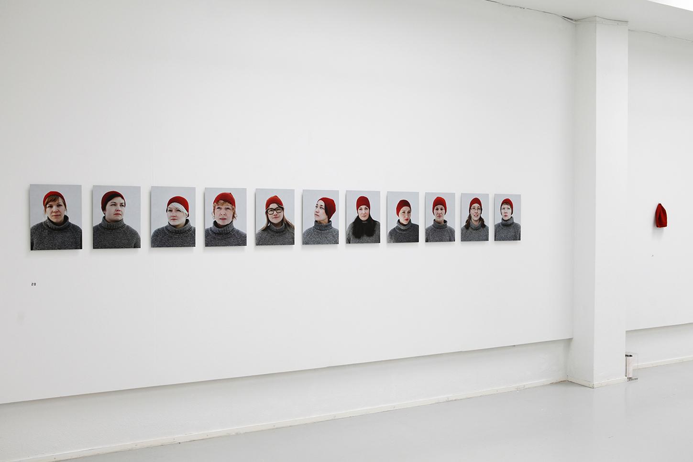 Julia Weckman: Gallery Peri, 2013