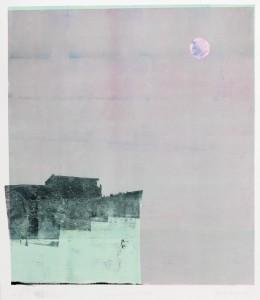 Julia Weckman: Monotypia, Linnoitus, 2014