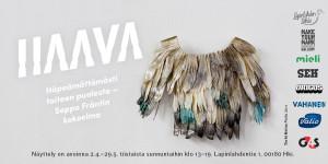 Haava - Seppo Fräntin kokoelmanäyttely