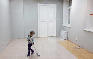 Gallerian remontointia